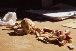 Кукла из хлеба